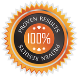Salon Marketing Proven Results Badge